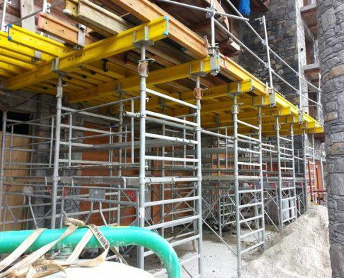 Construction par Maçonnerie Pouget
