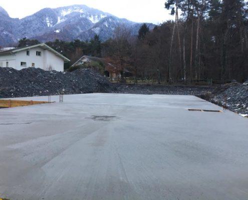 Villa Aigueblanche par Maçonnerie Pouget
